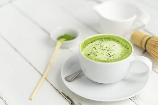 L-theanin i grøn te
