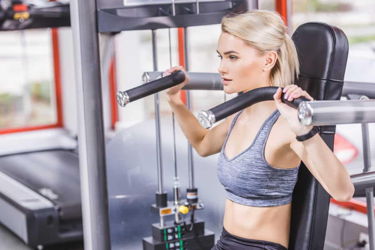 Pre-workout for kvinder