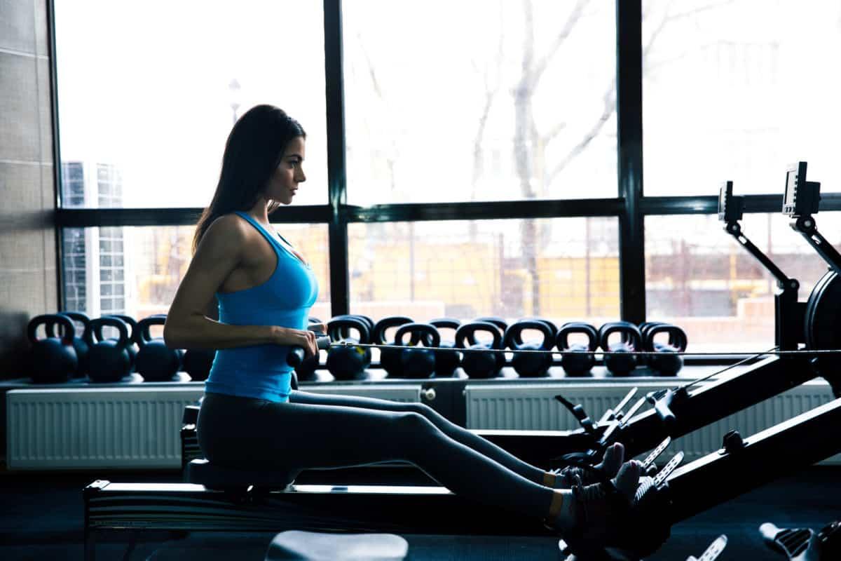 Træningsprogram romaskine
