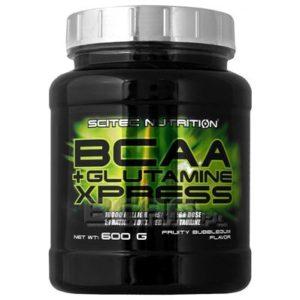 BCAA + Glutamine XPRESS fra Scitec