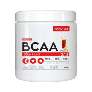 BodyLab BCAA Instant Cola / Lime (300g)