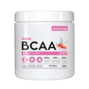 BodyLab BCAA Instant Fruit Punch (300g)