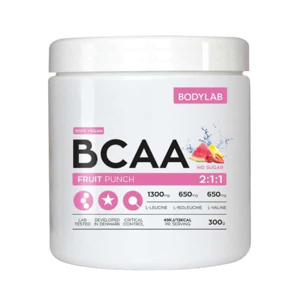 BodyLab BCAA Instant Fruit Punch (300g)
