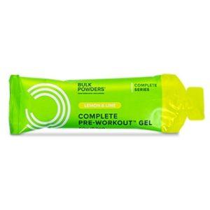 Complete Pre-Workout Gel Prøve Citron & Lime