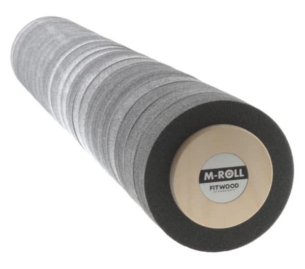 FitWood M-Roll 85cm Foam Roller Trækerne
