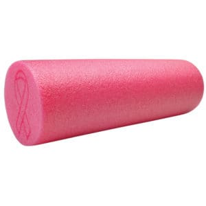 Gaiam Muscle Therapy Foam Roller 45cm Pink