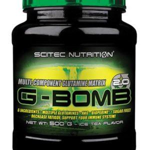Glutamine Booster fra Scitec Nutrition
