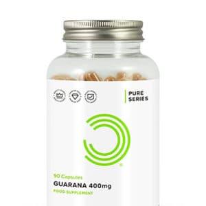 Guarana Kapsler 400 mg 90