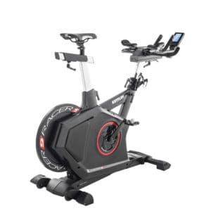 Kettler Racer 9 Spinningcykel (inkl. World Tours 2.0 Upgrade)