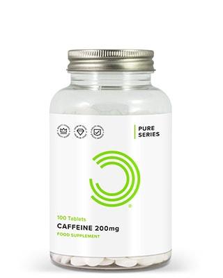 Koffeinpiller 200 mg 100