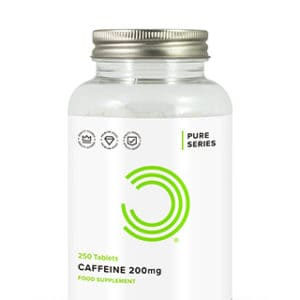 Koffeinpiller 200 mg 250