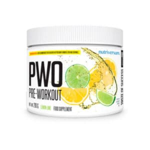 Nutriversum PWO Lemon-Lime (210g)