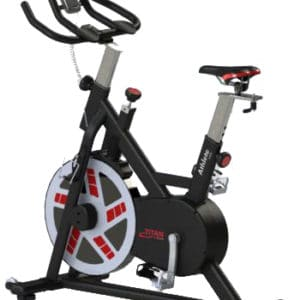 Titan Spinbike HMC Athlete Spinningcykel (Inkl. iConsol)