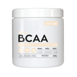 BodyLab BCAA Instant Hyldeblomst (300g)