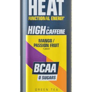 Nutramino Heat BCAA Mango & Passion Fruit 24stk